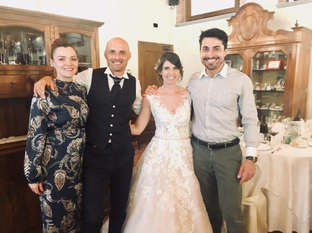 Con Raffaella e Carlo, 6/18