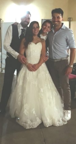 Con Valentina e Giuseppe, 5/18