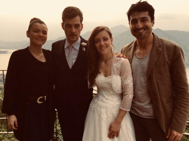 Con Veronica e Vincenzo, 4/18