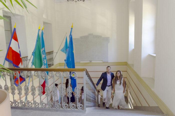 Matrimonio in Comune