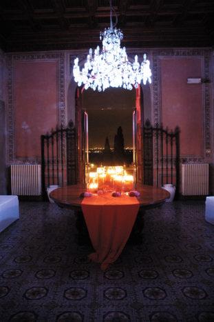 villa interno