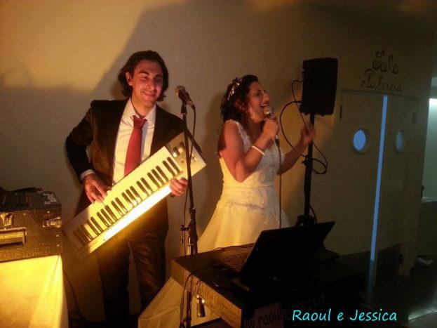 Raoul con Sposina