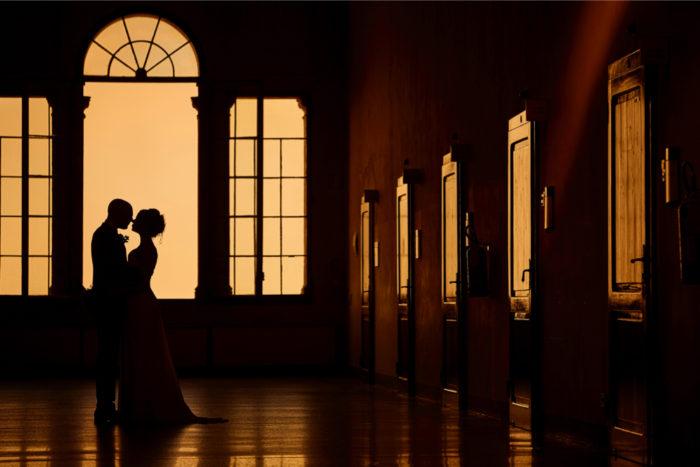 Sposi e luoghi misteriosi