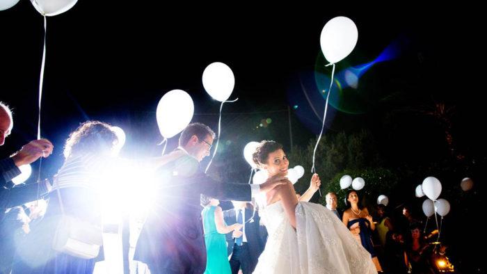 Festeggiamenti wedding