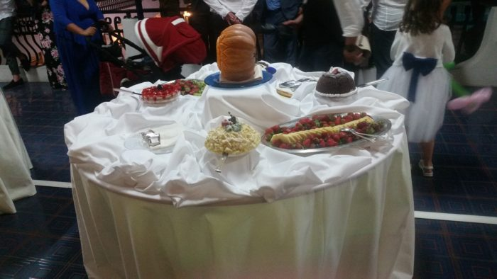 piatti buffet