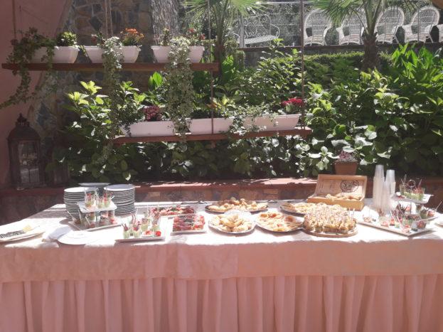 buffet esterno
