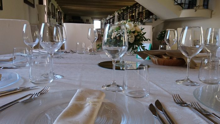 tavolo nuziale
