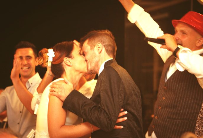 Bacio, bacio, bacio....