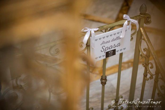area della sposa