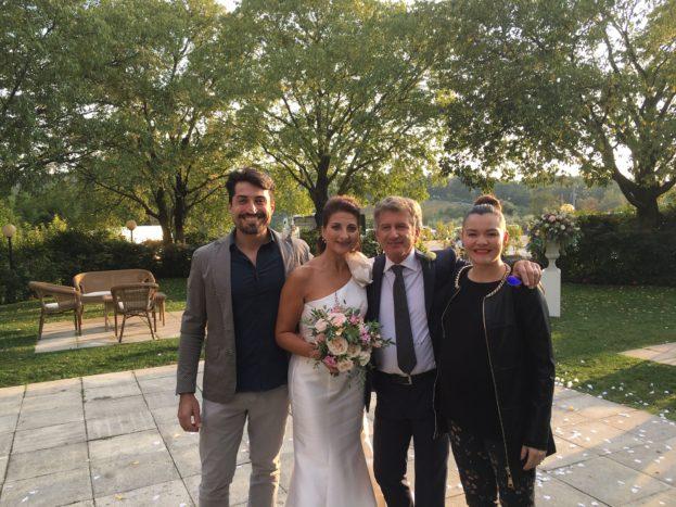 Con Pia e Umberto, 10/18