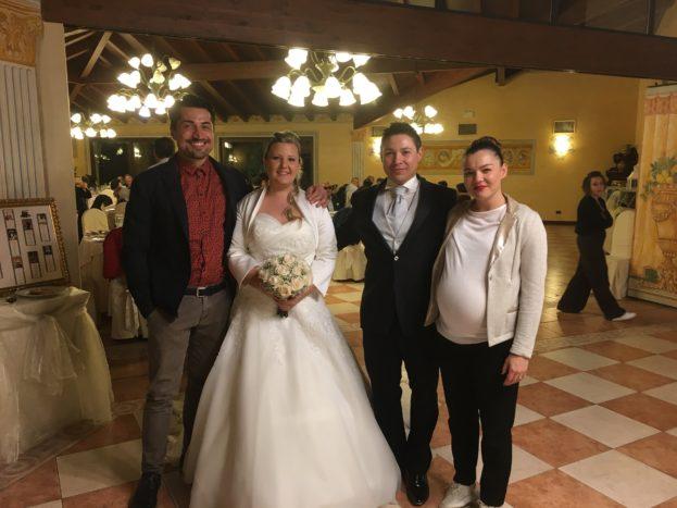Con Silvia e Michele, 10/18
