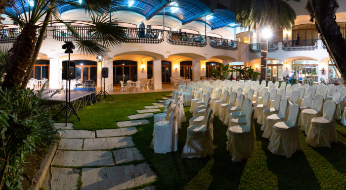 evento giardino