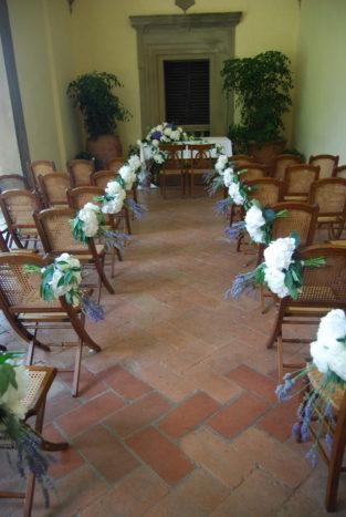 cerimonia loggiato
