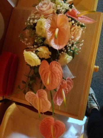 bouquet a cascata a Trento 201