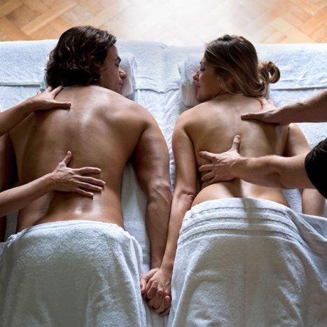 Massaggi di coppia...
