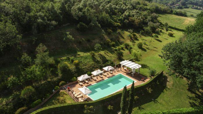 Foto piscina - area aperitivo
