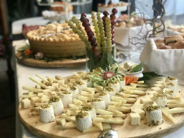 i taglieri di formaggi