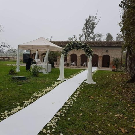 Giardino Barchessa