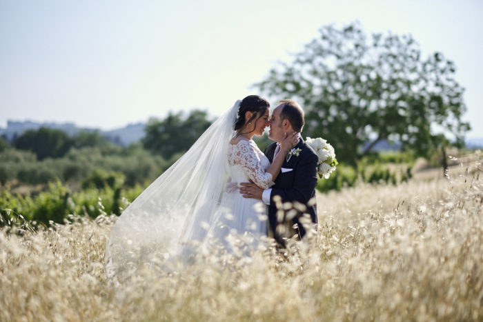 Andrea e Vincenza, Siena