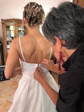 vestiamo la sposa