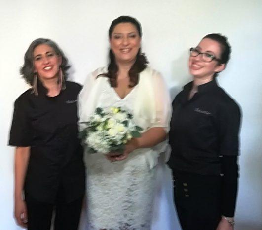 morena wedding