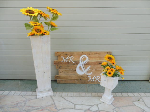 Vasi di fiori