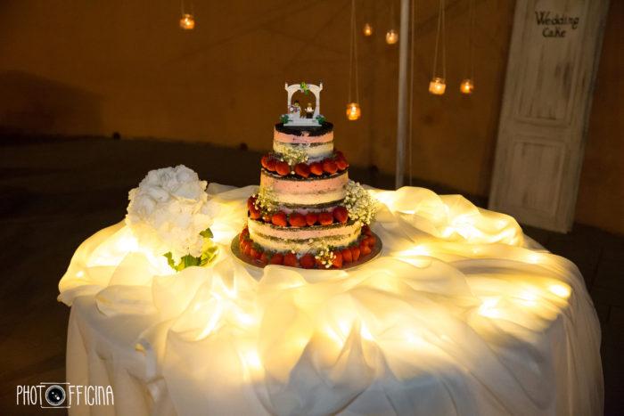 Wedding cake gluten free