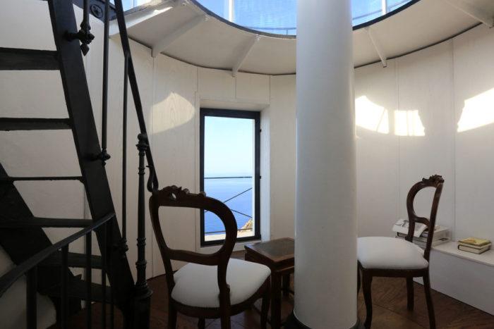 Faro inside