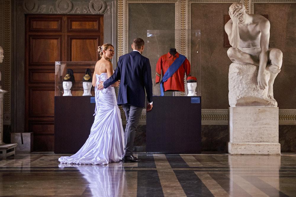 Federico e Nadia, Siena