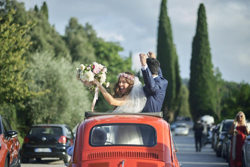 Serena&Francesco Montepulciano