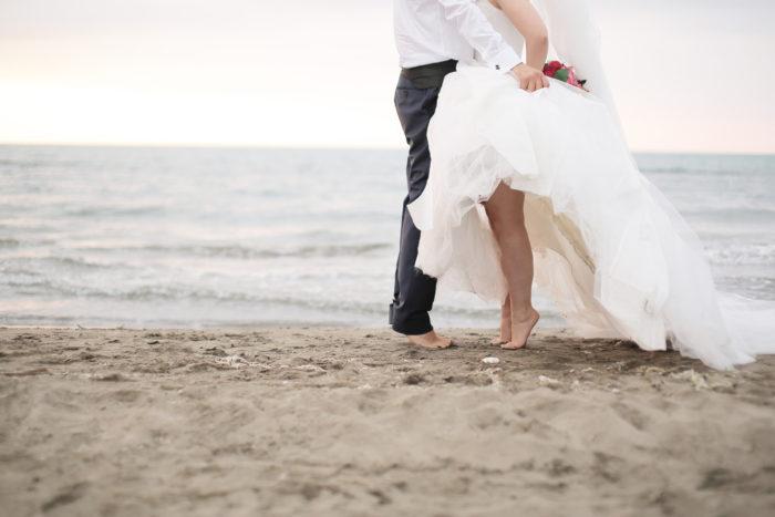 Matrimoni in spiaggia