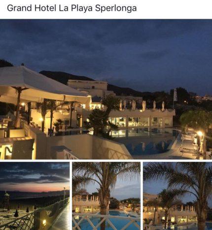 La Playa Sperlonga