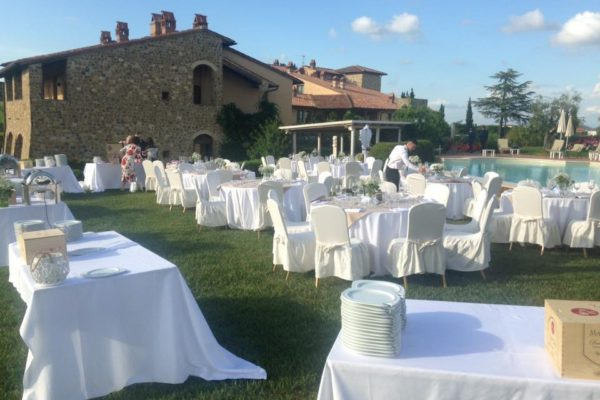 Matrimonio a buffet