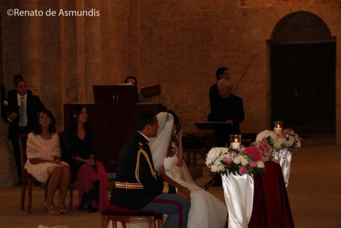 Matrimonio aìAbbazia di Fossan