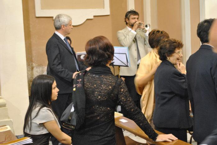 Con tromba: Michele Lotito