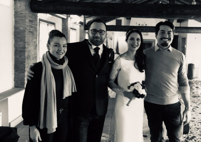 Con Ivana ed Eugenio, 12/18