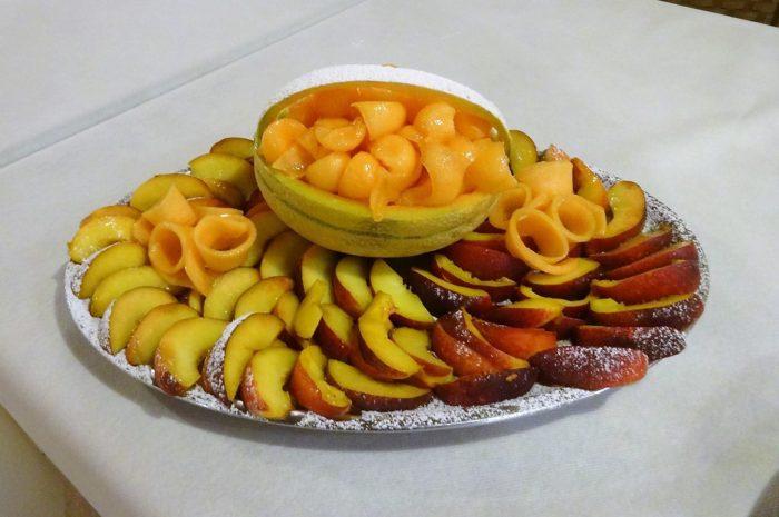 Frutta al velo
