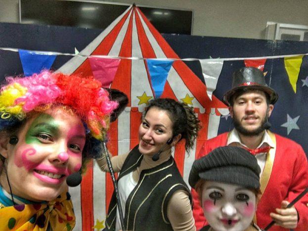 Il circo!!!