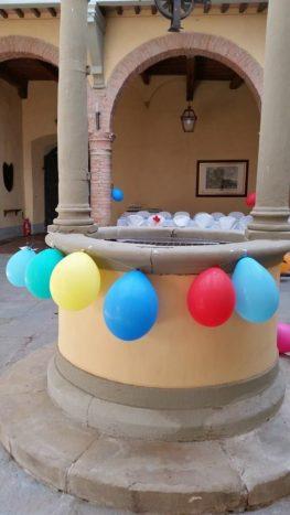 Allestimento palloncini!!!