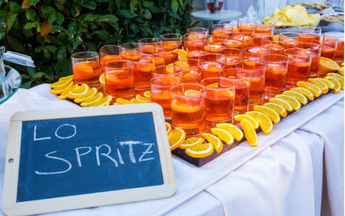 Il tradizionale Spritz