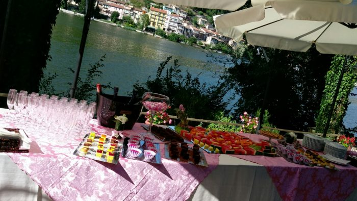 BUFFET VISTA LAGO