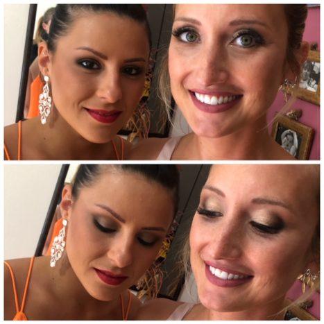 Make-up testimoni