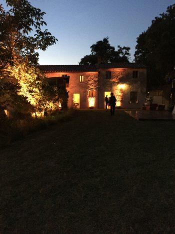 Illuminazione location