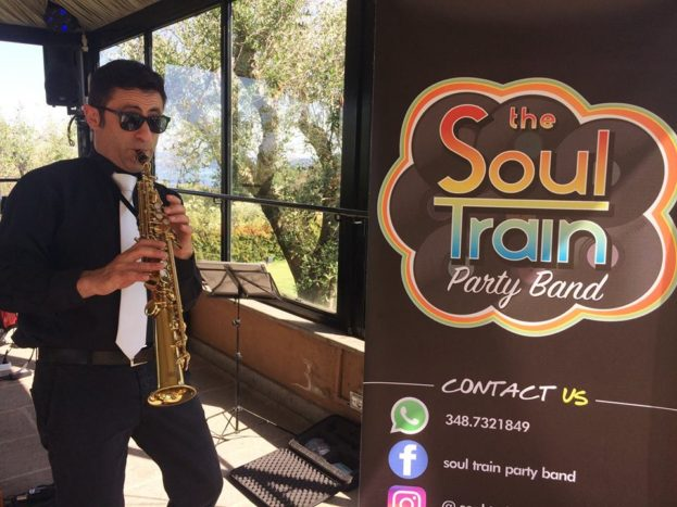 The Soultrain Party Band