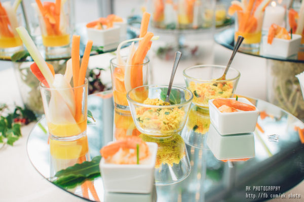 CATERING FINGER F LUXEVENT