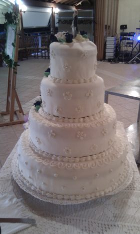 torta monumentale