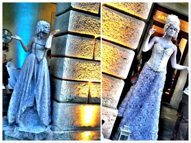 Statue viventi