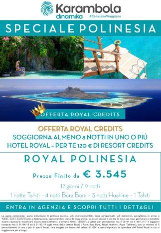 Sognando la Polinesia
