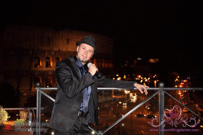 Dan al Colosseo