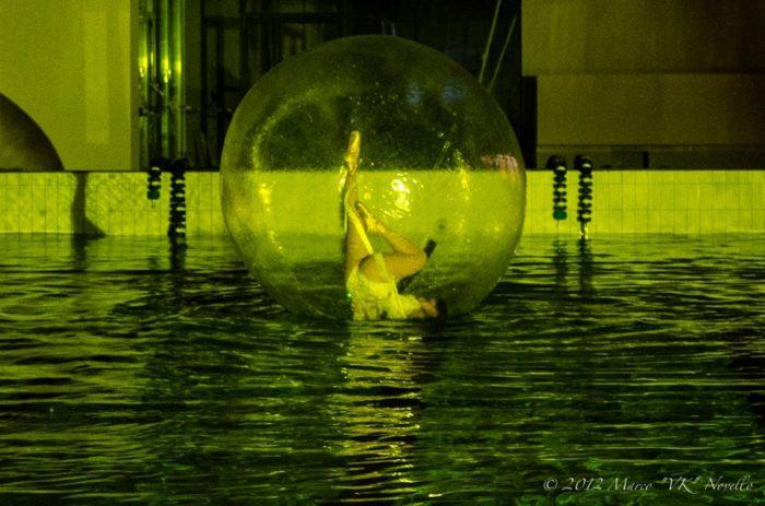 Artista nella sfera
